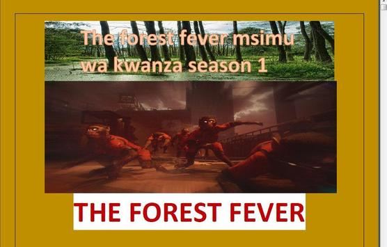 The forest fever seasone one poster