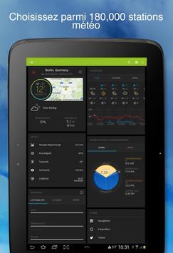 Weather capture d'écran 10