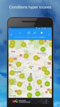 Weather capture d'écran 2