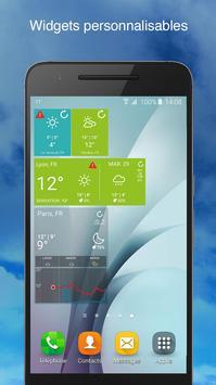Weather capture d'écran 7