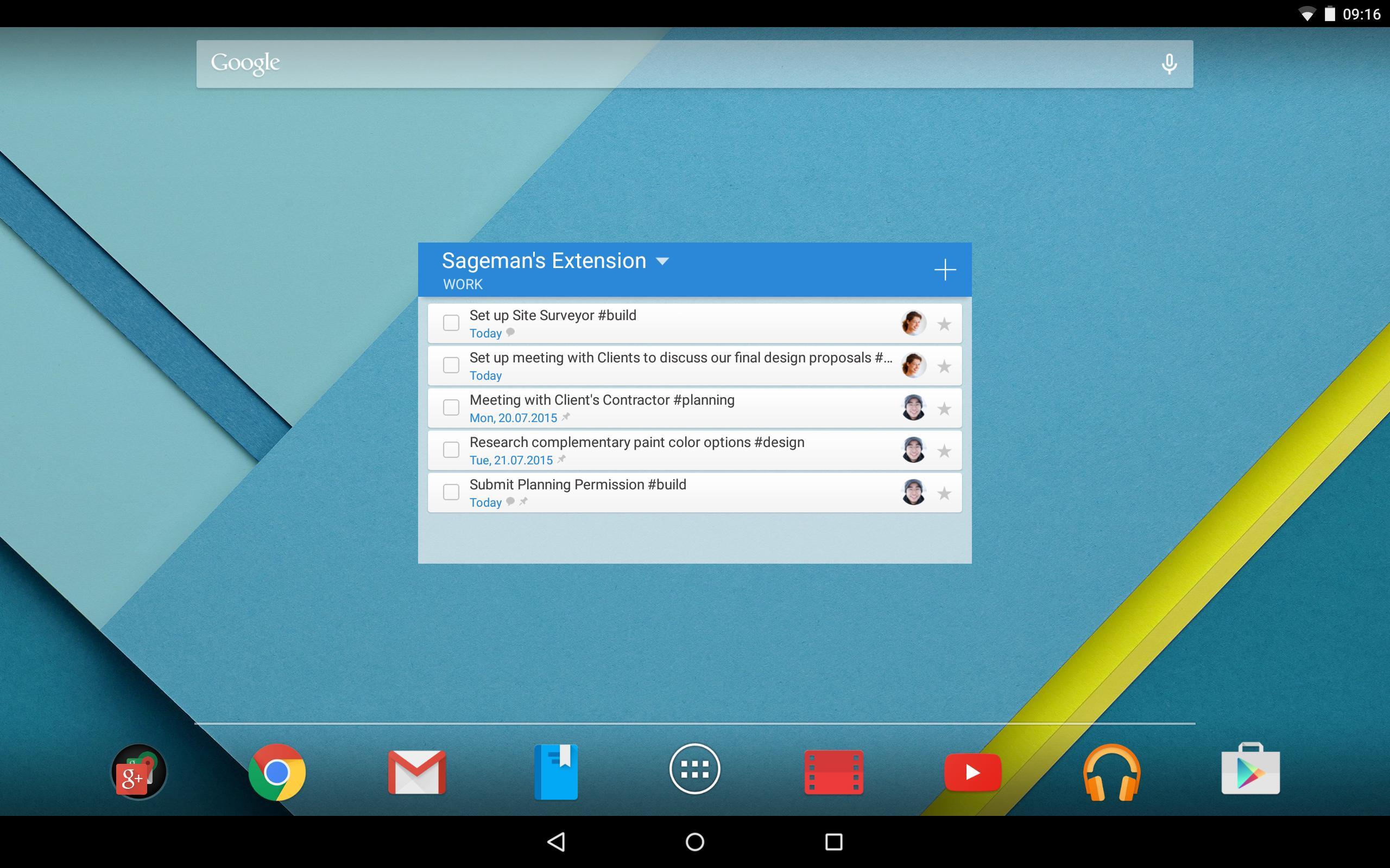 Wunderlist for Android - APK Download