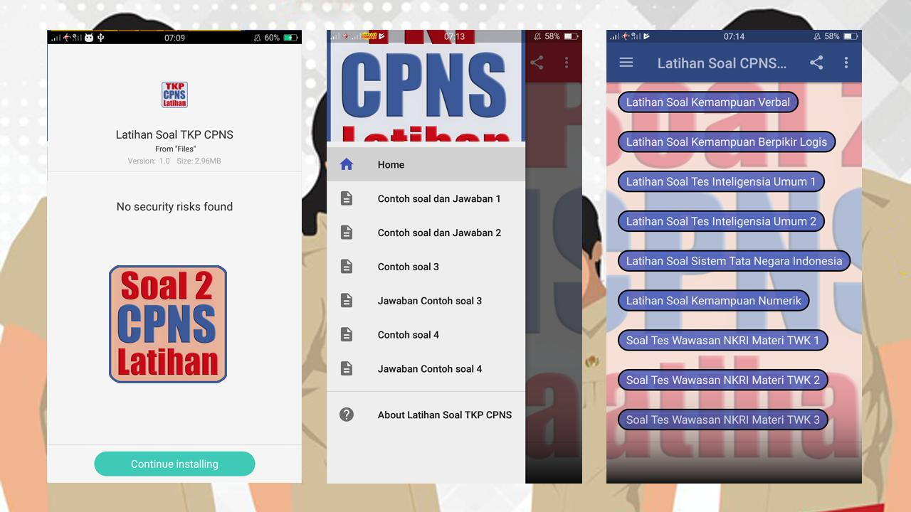 Latihan Soal Cpns 2019 For Android Apk Download