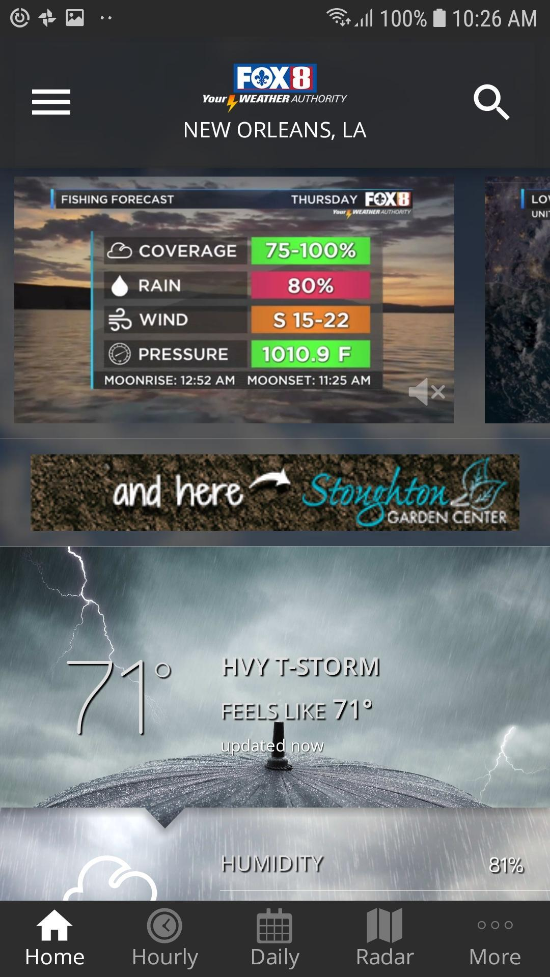 FOX 8 Weather for Android - APK Download