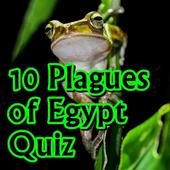 10 Plagues of Egypt LCNZ Bible Quiz icon