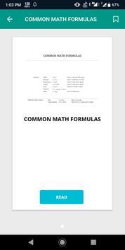 1300+ Maths Formula screenshot 3