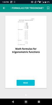 1300+ Maths Formula screenshot 5
