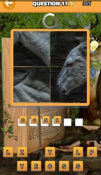 1 Pic 1 Word Animals in Bible LCNZ Bible Word Game screenshot 1
