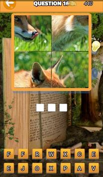 1 Pic 1 Word Animals in Bible LCNZ Bible Word Game screenshot 3