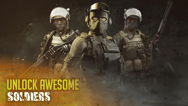 Call of Warfare: FPS Modern Cold War Ops Duty screenshot 4