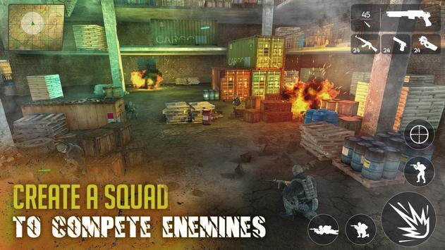 Call of Warfare: FPS Modern Cold War Ops Duty screenshot 7