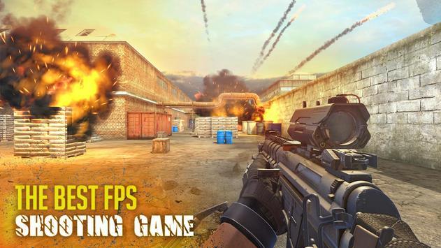 Call of Warfare: FPS Modern Cold War Ops Duty screenshot 10