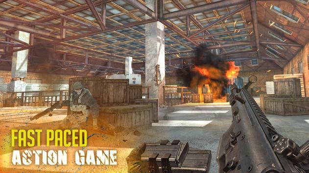 Call of Warfare: FPS Modern Cold War Ops Duty screenshot 11