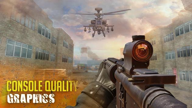 Call of Warfare: FPS Modern Cold War Ops Duty screenshot 1