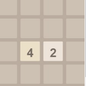 2048 Math Game icono