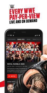 WWE 海報
