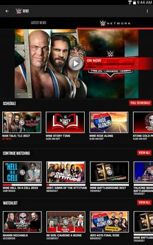 WWE screenshot 8