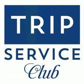 Tripservice. Club icon