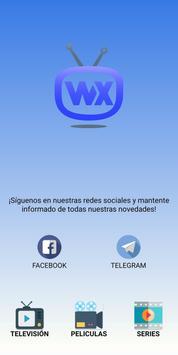 WX TV captura de pantalla 2