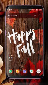 Fall Foliage Theme screenshot 1