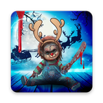 Scary Doll Rudolph Theme - Wallpapers and Icons APK