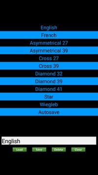 WyeSoft Peg Solitaire screenshot 5