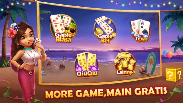 Domino QiuQiu Gaple Slots Online screenshot 5