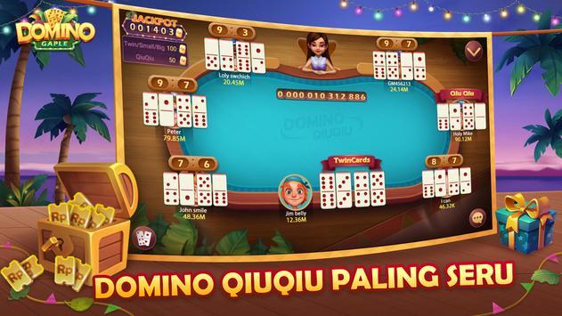 Domino QiuQiu Gaple Slots Online screenshot 13