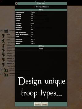 Rising Empires 2 - 4X fantasy strategy screenshot 12