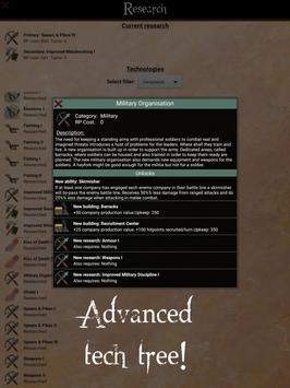 Rising Empires 2 - 4X fantasy strategy screenshot 14
