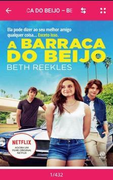 A Barraca Do Beijo Beth Reekles poster