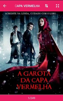 A Garota Da Capa Vermelha poster