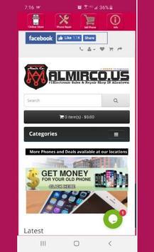 ALMIR CO. screenshot 2