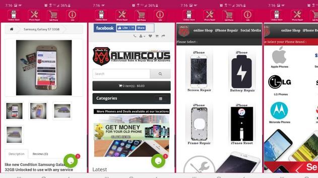 ALMIR CO. screenshot 5