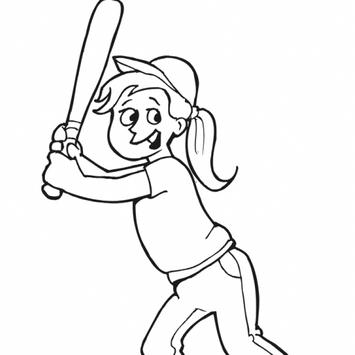 ALL-STAR COLORING PAGES poster