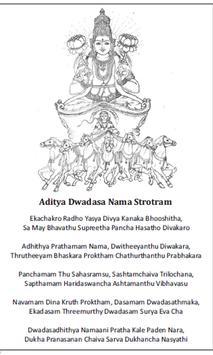 Aditya Hindu Almanac 2019 poster