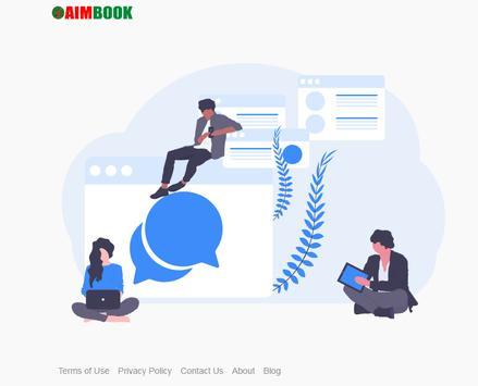 AimBook poster