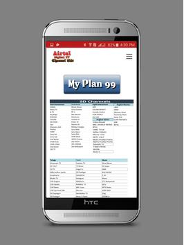 Airtel Digital TV Channel List screenshot 6