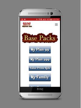 Airtel Digital TV Channel List screenshot 2