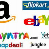 All Indian Online shopping Stores icon