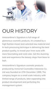 Amaranthine Shop screenshot 3