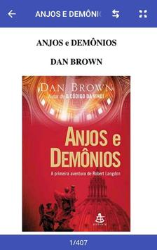 Anjos e demônios Dan Brown screenshot 2