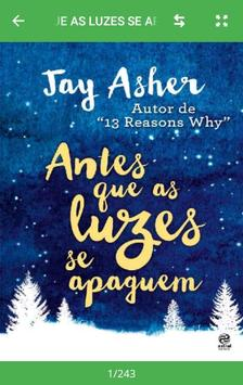 Antes Que as Luzes Se Apaguem  Jay Asher poster