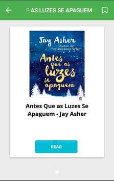 Antes Que as Luzes Se Apaguem  Jay Asher screenshot 1