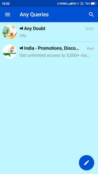 Any queries(India, Promotion, Discount,Growth) screenshot 1