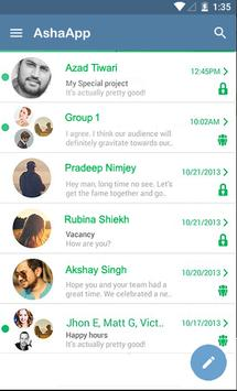 AshaApp screenshot 1