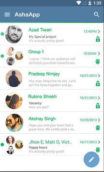 AshaApp screenshot 1