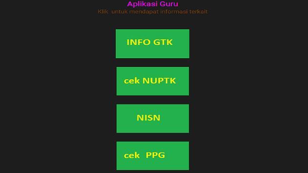 Aplikasi untuk Guru screenshot 1