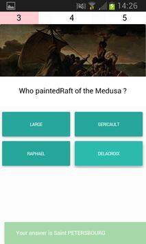 Art Quiz screenshot 5