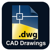 Autocad Drawings Download icon