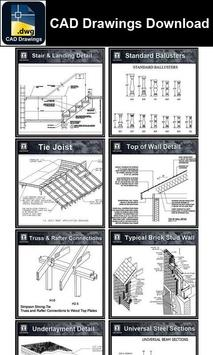 Autocad Drawings Download poster
